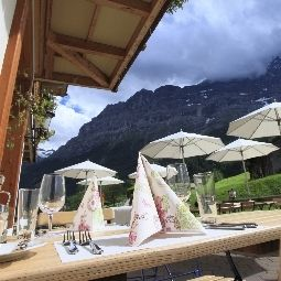 Terrace Aspen alpin lifestyle hotel Fotos