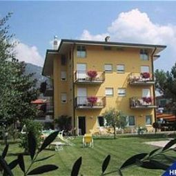 Bikehotel Toresela am Gardasee Nago Torbole TN