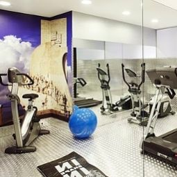Fitness Lisboa Plaza Charming Boutique Hotel Fotos