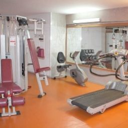 Sala fitness Marina d'Or Playa 4**** Fotos