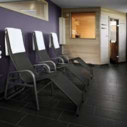 Wellness/fitness area Hilton Budapest WestEnd Fotos