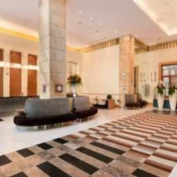 Hall Hilton Budapest WestEnd Fotos