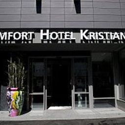 Comfort Hotel Kristiansand Non-smoking Hotel Kristiansand 