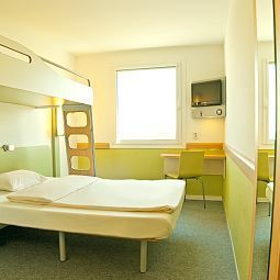 Chambre Ibis Budget Mnchen Nord Garching Fotos