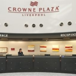 Hall Crowne Plaza LIVERPOOL CITY CENTRE Fotos