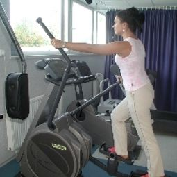 Fitness room Silver**** superior Fotos