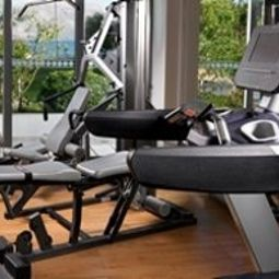Fitness room Airotel Achaia Beach Fotos