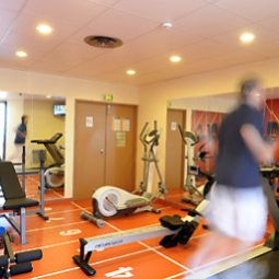 Wellness/fitness area Adagio Toulouse Parthenon Fotos