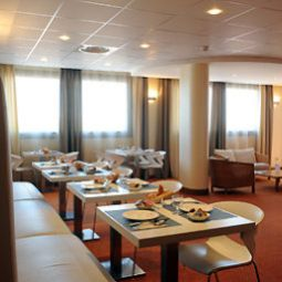 Breakfast room within restaurant Adagio Toulouse Parthenon Fotos