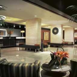 Hall DoubleTree Suites by Hilton Houston by the Galleria Fotos