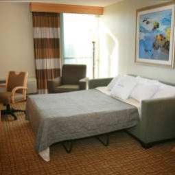Suite DoubleTree by Hilton Virginia Beach Fotos