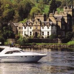 Cameron House on Loch Lomond Dumbarton Dunbartonshire