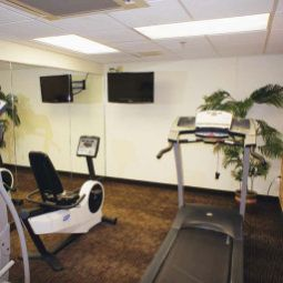 Wellness/fitness area La Quinta Inn & Suites Boston Somerville Fotos