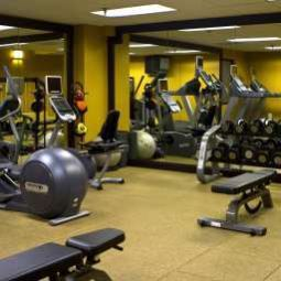 Wellness/fitness DoubleTree Suites by Hilton Nashville Airport Fotos