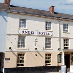 Angel Market Harborough Leicestershire