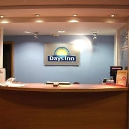 Rception Days Inn Cannock (Norton Canes M6 Toll) Fotos