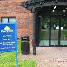 Hotelfotos Days Inn Stafford