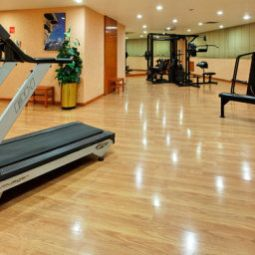 Fitness Holiday Inn MEXICO TOREO-SATELITE Fotos