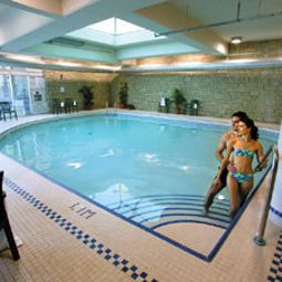 Sala spa/fitness Clifton Hill Casino Days Inn - Niagara Falls Fotos