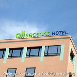  ibis Styles Paris Alesia Rue Des Plantes (ex all seasons) Fotos
