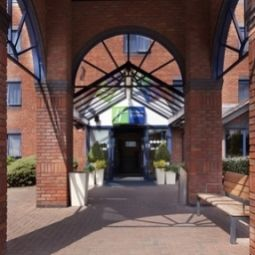 Hotelfotos JCT.13 Holiday Inn Express STAFFORD M6