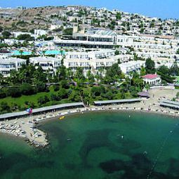 Widok zewntrzny WOW Bodrum Resort Fotos