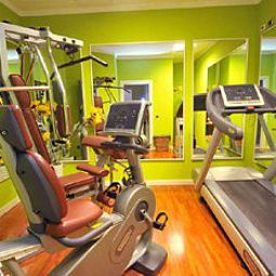 Wellness/fitness area Arciduca Grand Fotos