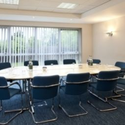 Conference room Holiday Inn Express BEDFORD Fotos