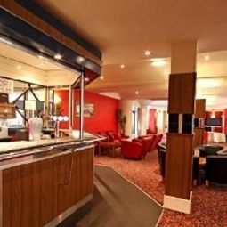 Bar Best Western Park Hall Hotel Preston Fotos