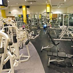 Remise en forme Best Western Park Hall Hotel Preston Fotos