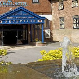 Vue extrieure Best Western Park Hall Hotel Preston Fotos
