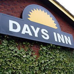 Exterior view Days Inn Gretna Green Welcome Break Service Area Fotos