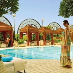 Piscina Four Seasons Cairo at First Residence Fotos