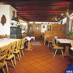 Breakfast room within restaurant Haflhof Fotos