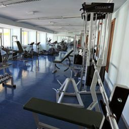 Fitness room Diana Fotos