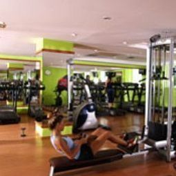 Fitness room Emex Fotos