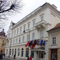 Imparatul Romanilor Sibiu City center