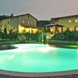 Pool Country House Osteria dell'Orcia Fotos