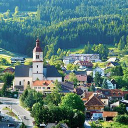 Ausblick Styria Vital-Hotel Fotos