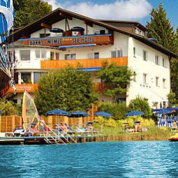 Hotelfotos Barry Memle Direkt am See
