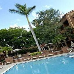 Area wellness Courtyard Fort Lauderdale Plantation Fotos