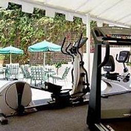 Fitness Courtyard Los Angeles Century City/Beverly Hills Fotos