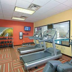 Wellness/fitness area Courtyard Chesapeake Greenbrier Fotos