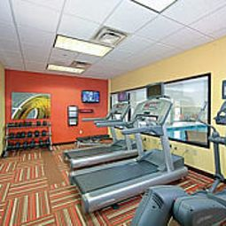 Fitness room Courtyard Chesapeake Greenbrier Fotos