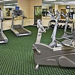 Fitness room Courtyard Williamsburg Busch Gardens Area Fotos