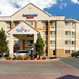 Fairfield Inn & Suites Albuquerque Airport Albuquerque