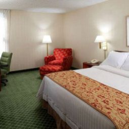 Chambre Fairfield Inn East Rutherford Meadowlands Fotos