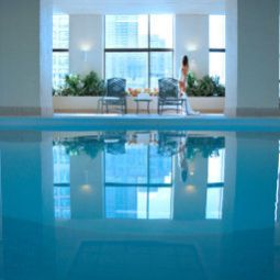 Wellness/Fitness Chicago Marriott Downtown Magnificent Mile Fotos