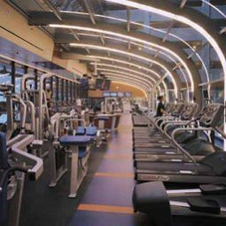 Wellness/fitness New York Marriott Marquis Fotos
