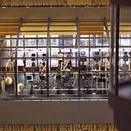Fitness New York Marriott Marquis Fotos